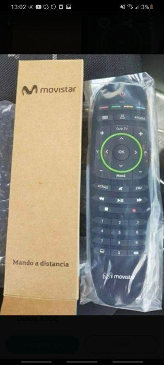 Mando codificador Movistar+