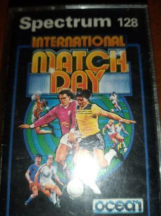 International match day spectrum