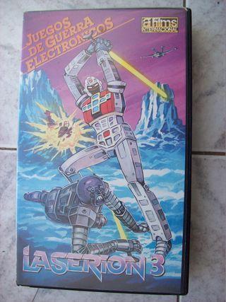 LASERION 3 VHS