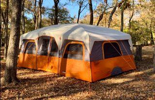 tienda campaña/ camping/ acampada