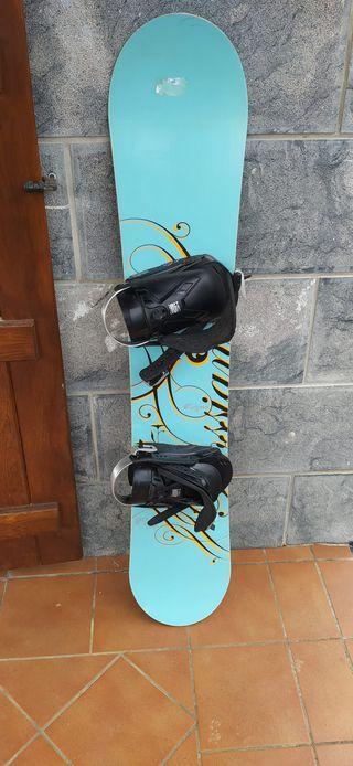 TABLA SNOWBOARD ROSSIGNOL RESERVE 143