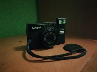 cámara Minolta