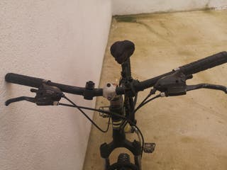 bicicleta montañesa