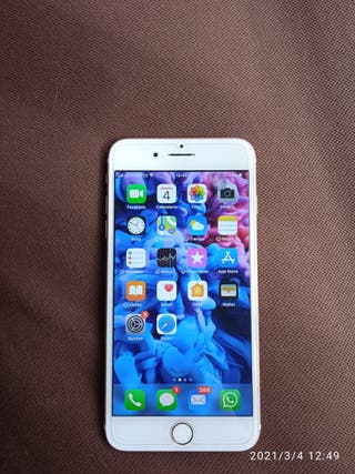 IPHONE 7 PLUS 32gb Oro rosado
