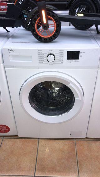 Lavadora 8kg BEKO ¡¡nueva con tara!!