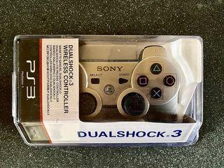 Mando Playstation 3 Plata NUEVO