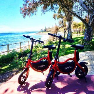 Bicicleta electrica mini E-bike Zeeclo