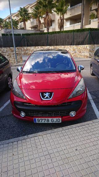 Peugeot 207 rc 2007