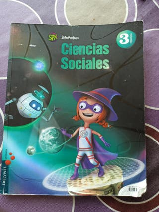 libro de ciencias sociales edelvives