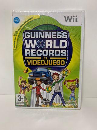 Guinness World Records el Videojuego Wii