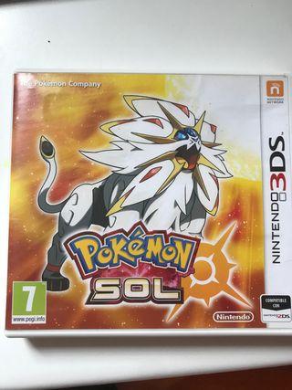 Pokemon Sol 3DS