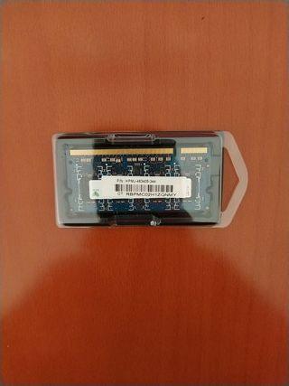 tarjeta de memoria DDR2