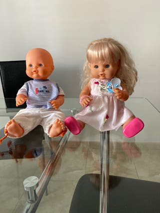 Nenucos pareja
