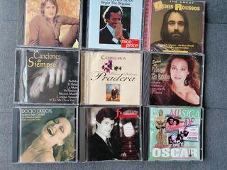 Varios CD de música