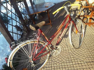 Jungherz bici de paseo clasica, 28 pulg. 12 speed
