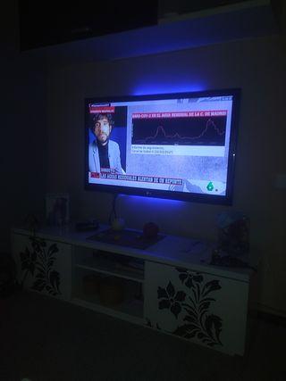 lg47 no smart tv