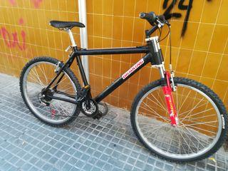 bici ruedas de 26 cuadro de aluminio