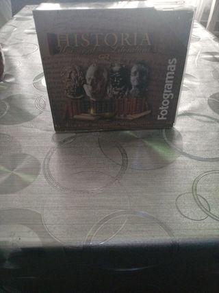 CD de historia