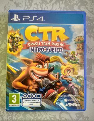 Crash Team Racing (CTR) para PS4