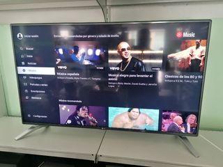 """Smart TV LG 50"""" wifi y garantía"""