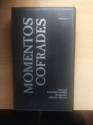 Momento cofrades volumen 1 vhs