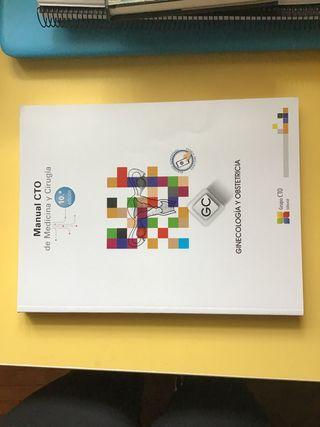 Manual CTO de Ginecología y obstetricia