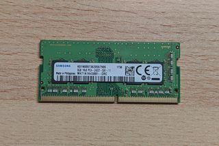 8GB RAM DDR4 2400MHz SODIMM