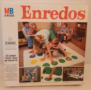 Enredos Juego de mesa de MB 1981