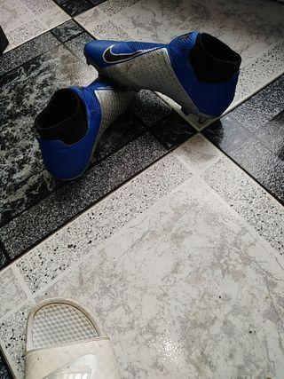 zapatillas de fútbol talla 41