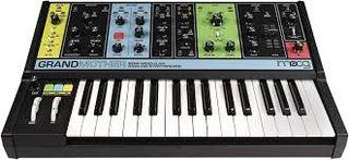Sintetizador Moog Grandmother
