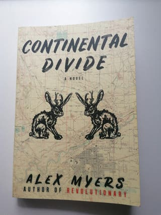 Continental Divide. Alex Myers