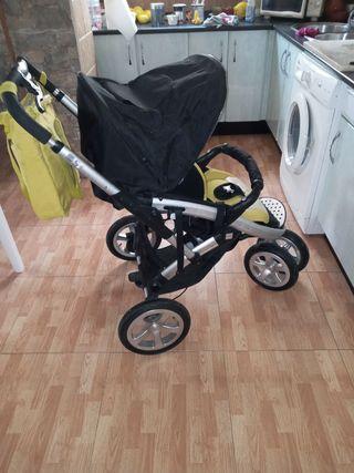 carro para tu bebé bastante comodo