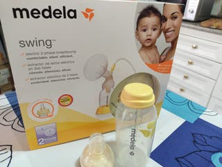 Sacaleches Medela Swing