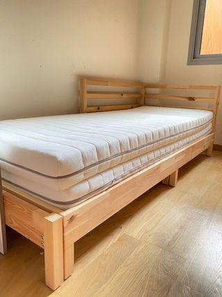 Sofa cama doble Ikea