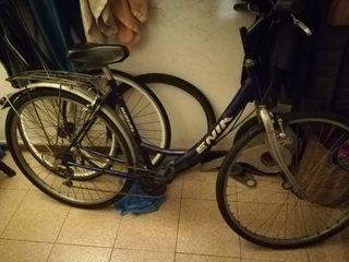 bici de paseo de 26 talla grande
