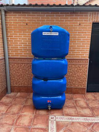 Depósito de agua de 1000 litros