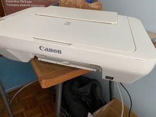 Impresora Canon + cartuchos de color