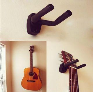 soportes pared guitarra, bajo, ukelele
