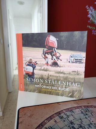 Historias del bucle de Simón Stalenhag