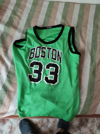 Camiseta de tirantes de los Boston.