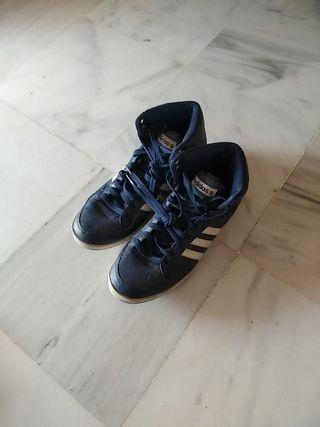 Botines Adidas Tobillo Alto