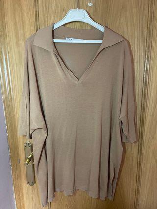 Camiseta-polo de Zara