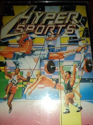 Hyper sports spectrum