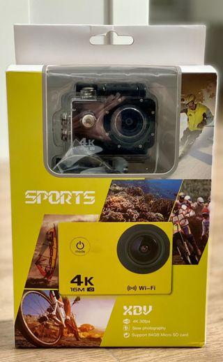 Camara Sport 4K