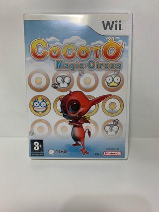 Cocoto Magic Circus Wii