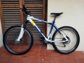 Bicicleta Btt montaña