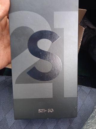 Samsung s21+ 128gb black