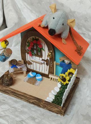 casita raton pereZ