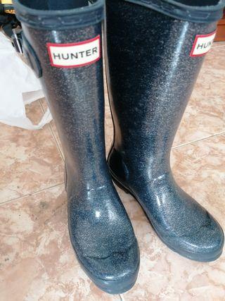 botas Hunter