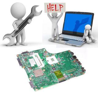 Reparación de Ordenadores, Móviles y Tablets